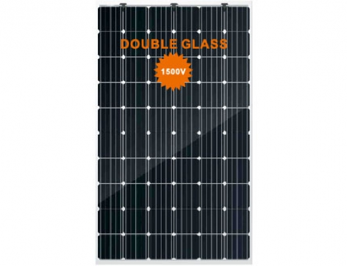 Paneles Solares Ulica Doble Vidrio