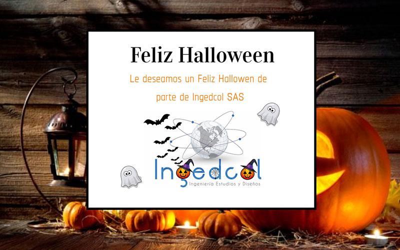 Halloween Ingedcol